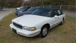 1996 Buick Park Ave - Presidential Edition - In Depth Tour @ Marchant Chevy - Charleston, SC