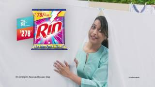 Big Bazaar- 'Sabse Saste 6 Din' ad film (Rin) by DDB Mudra West