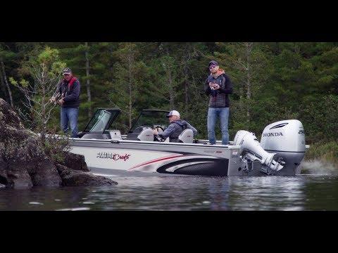 Honda Marine: Finding That Perfect Fishing Spot
