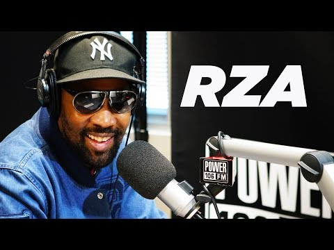 RZA Talks Drake Collab & New WuTang Album 'WuTang: The Saga Continues