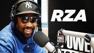 RZA Talks Drake Collab & New Wu-Tang Album 'Wu-Tang: The Saga Continues""