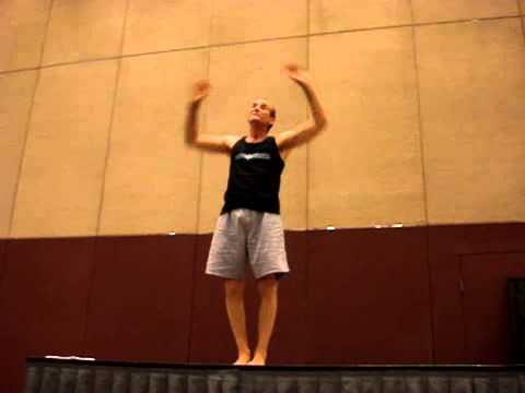 David swenson!-sun-salutation demo, 3 types of practitioners.