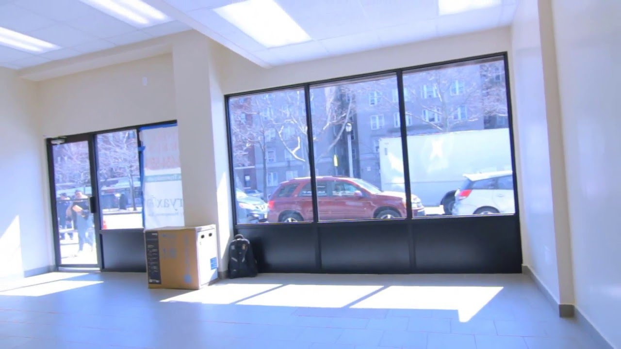 large fully renovated store for rent on university avenue. Black Bedroom Furniture Sets. Home Design Ideas