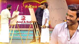 Vetrimaran-க்கு கோபம் ஜாஸ்தி..! - Dhanush | Ananda Vikatan Cinema Awards
