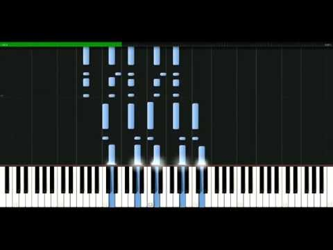 Kid Rock - All summer long [Piano Tutorial] Synthesia | passkeypiano