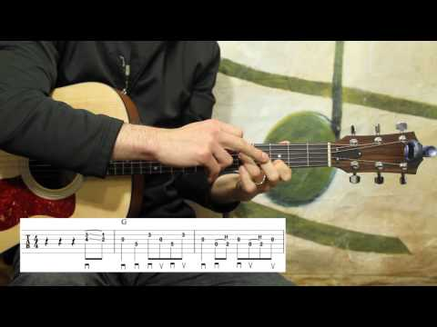 Crying Holy Unto The Lord - Guitar Lesson