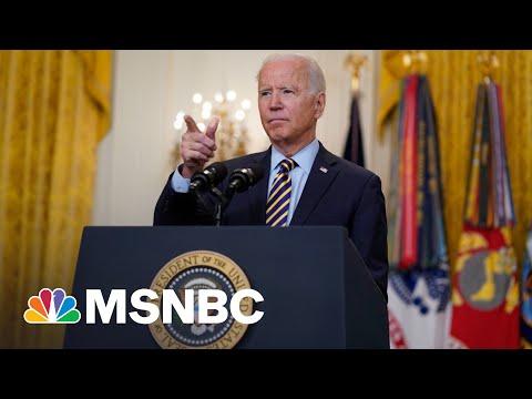 Republicans Struggle To Make Their Attacks On Biden Stick