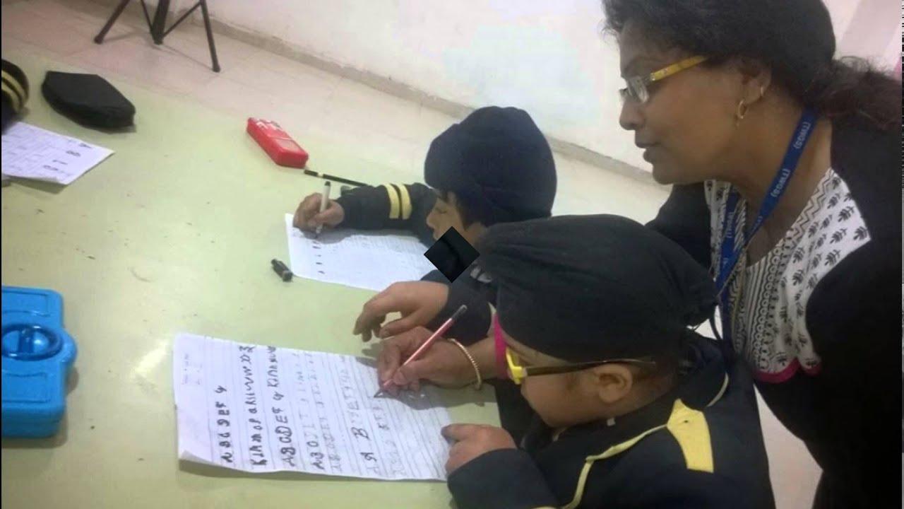 Calligraphy competition held minhaj ul quran