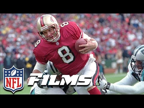 #9 Steve Young | NFL Films | Top 10 Clutch Quarterbacks of All Time