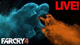 Far Cry 4 πάμε σε points..!!!  story progress 12/32