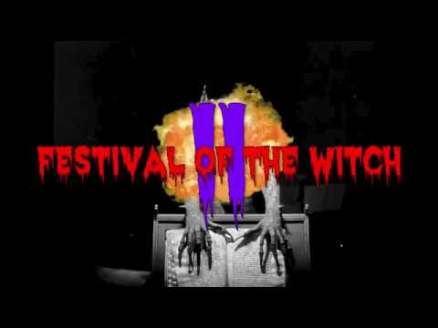 FESTIVAL OF THE WITCH II - Official Commercial [Divineingwitch Metal Empire]