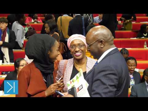 Movemeback @ LSE Africa Summit - Uzo Madu