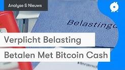 Belasting betalen over Bitcoin Cash?! | Dit is waarom Bitcoin weer naar 9.000 dollar kan | Analyse