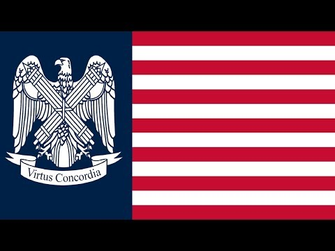 "Anthem of the American Union State - ""Dixie"""