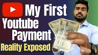 My First Youtube Payment 2019 | Reality Exposed! | Praveen Dilliwala | Earn Money Online