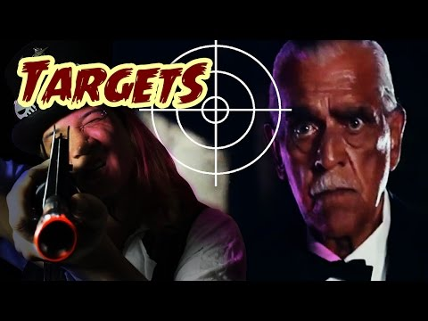 Targets - Count Jackula Horror Review
