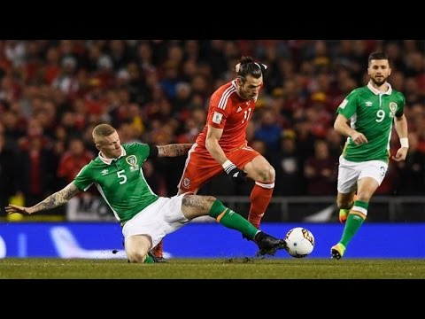 Republic of Ireland Vs Wales 0-0 Extended Highlights 24/03/2017