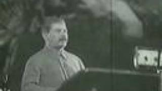 Речь Сталина 1937 г.