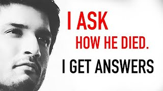 I ASK SUSHANT WHAT HAPPENED. HE GIVES ANSWERS. 2 Minute Teaser Clip from Upcoming Last Session.