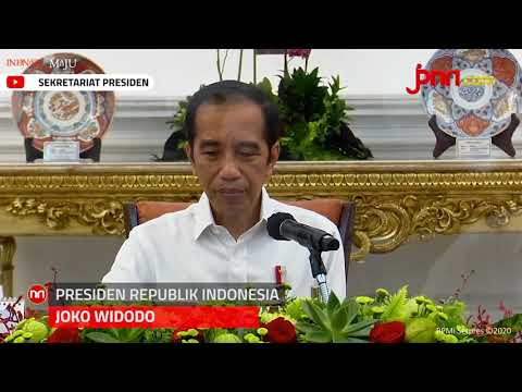 Jokowi Minta Ada Pengawalan Prokes Ketat Saat Pilkada Serentak