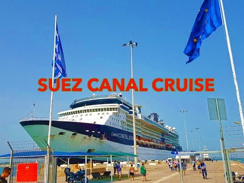 Suez Canal Cruise from Abu Dhabi to Rome; Sabine & Harald Hochzeitsreise - Travel Food Drink