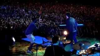 """The Script & Tinie Tempah - Written in the Stars (""""Homecoming"""" DVD, Live at the Aviva)"""
