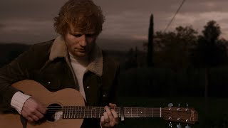 Watch Ed Sheeran Afterglow video