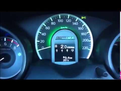 Honda Fuel saving Economy