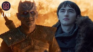 "Game of Thrones Staffel 8 Folge 3 ""Schlacht um Winterfell"" 