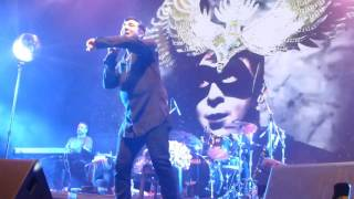 Marc Almond  - The Dancing Marquis 9.10.2015 live @Yotaspace in Moscow