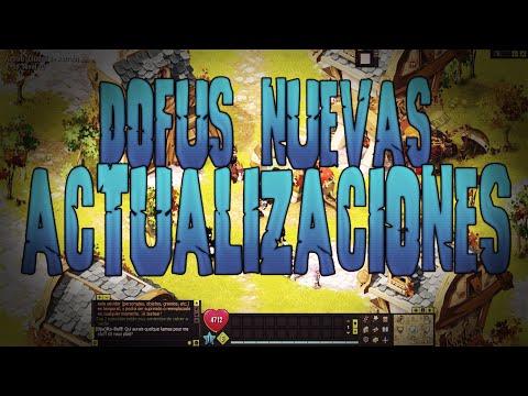 [DOFUS] NUEVAS ACTUALIZACIONES DOFUS HISPANIA!