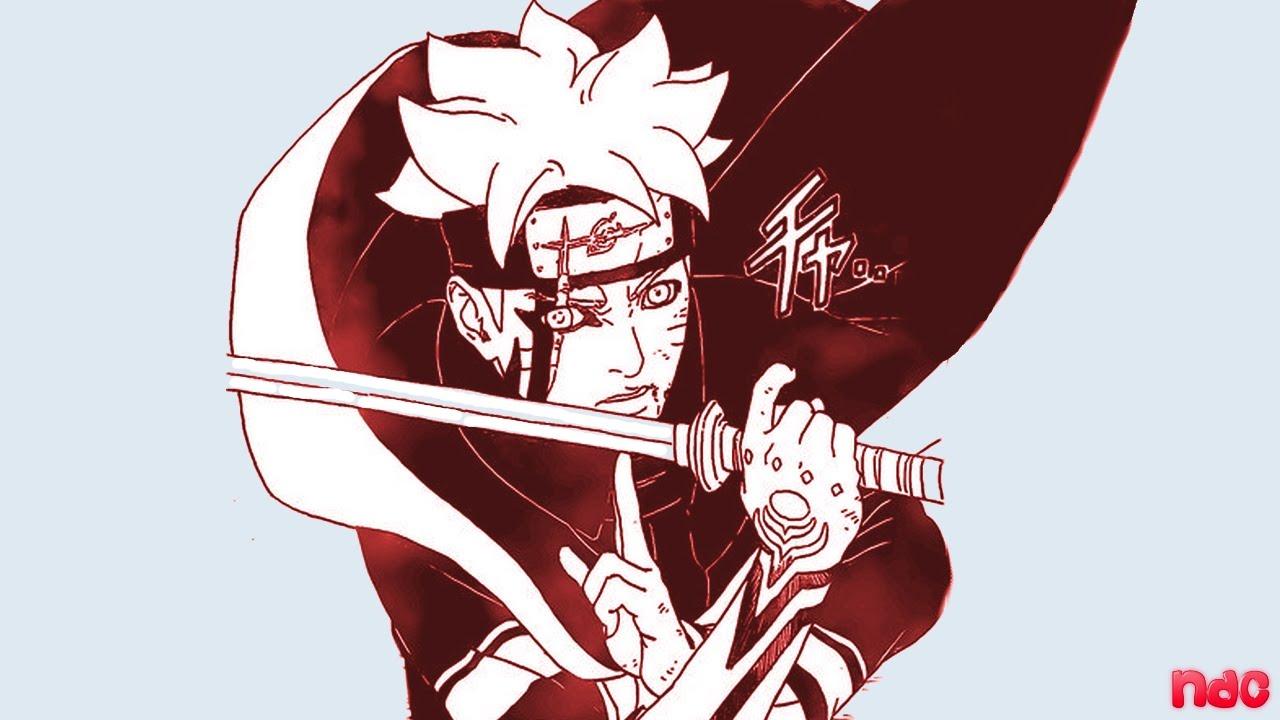 Naruto adult manga