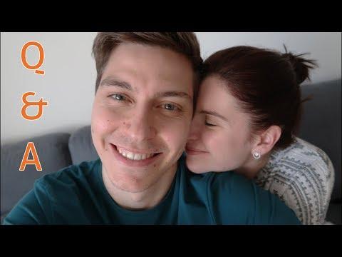 Bin ich verheiratet? Beziehung Musik  Das große Q&A ungeschnitten