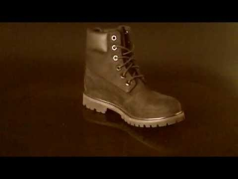 Timberland Authentic Boot 6 Inch Premium Black 8658A