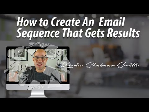 How To Create An Email Sequence For Your Coaching Program