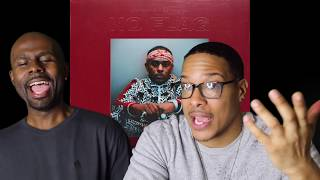 London On Da Track- No Flag (feat. Nicki Minaj, 21 Savage, Offset) (REACTION!!!)