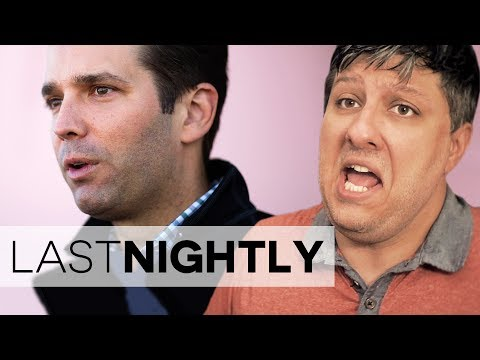 Thumbnail: Trump Jr. Was Told in Email of Russian Effort to Aid Campaign (LAST NIGHTLY №52)
