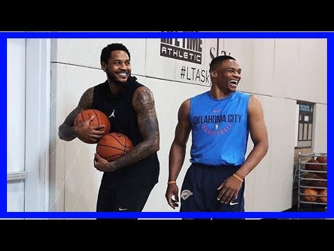 Breaking News   Paul george posts fitting reaction to carmelo-okc trade on instagram