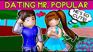 My FIRST DATE With THE MOST POPULAR BOY At SCHOOL! - CHOOSE MY BOYFRIEND - ROBLOX - Royale High