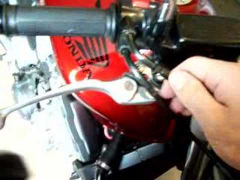 How to adjust your throttle cable