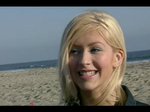 18-year-old Christina Aguilera (1999 Interview)