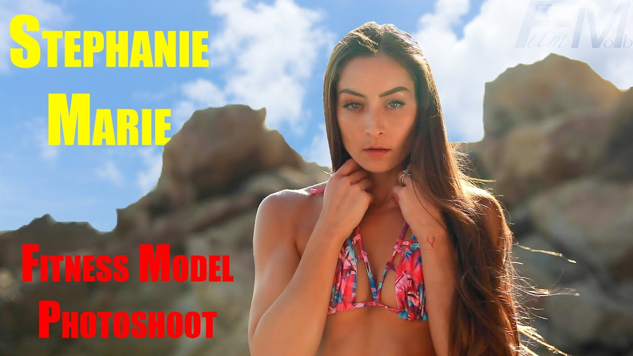 STEPHANIE FIT MARIE | Fitness Influencer BTS Video
