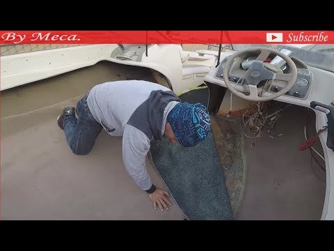 How To Make a Boat Carpet by meca.