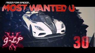 Let's Play Need For Speed Most Wanted U (Wii U #30): Most Wanted von Fairhaven [Deutsch/HD]