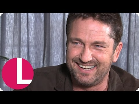 Gerard Butler Reflects On His Life With Ross King | Lorraine