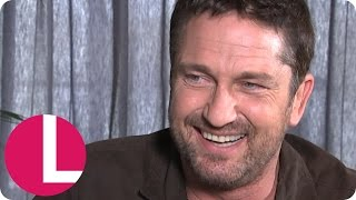 gerard butler reflects on his life with ross king lorraine