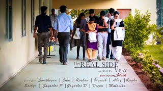 #the real side#comedy#fun#college life#short film#