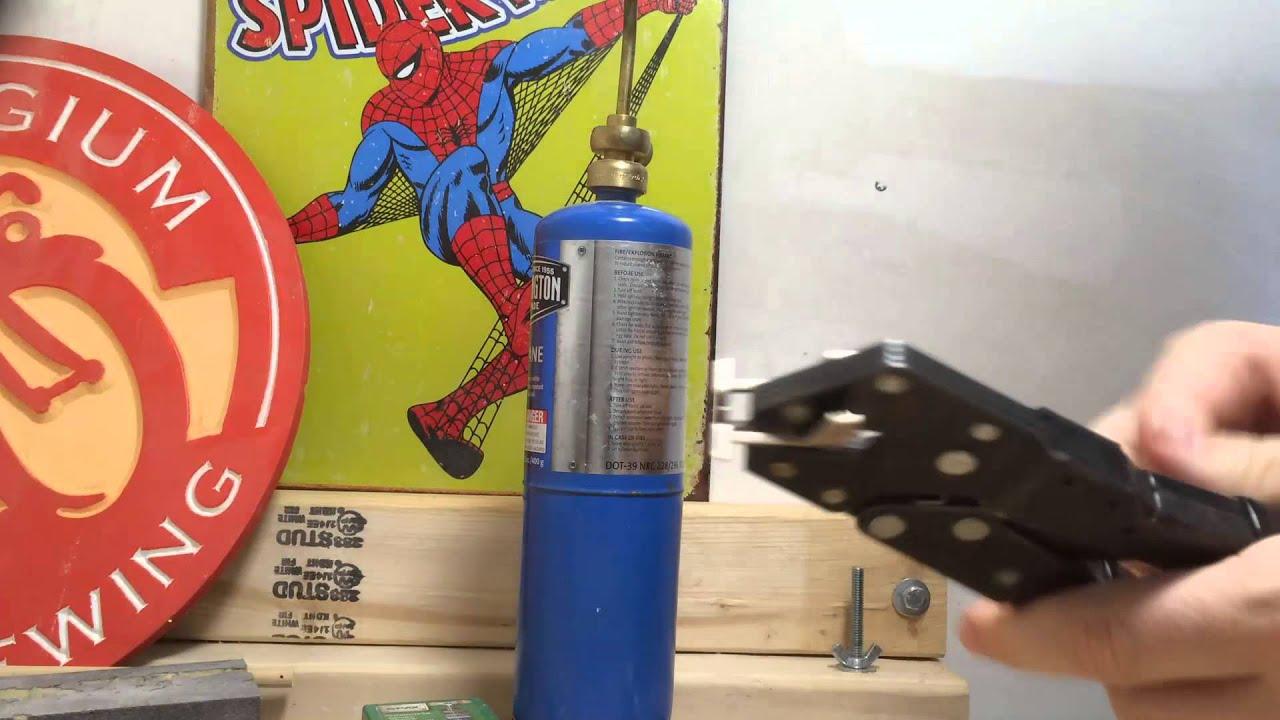 Bic Lighter Branding Iron