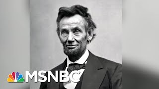 Thank Abraham Lincoln For Thanksgiving | Rachel Maddow | MSNBC