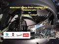 Montage garde boue arrière Piaggio MP3 400 ie Lt